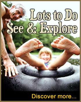 Lots to do, see and explore