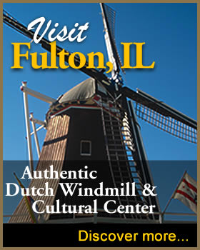 Visit the Fulton WIndmill