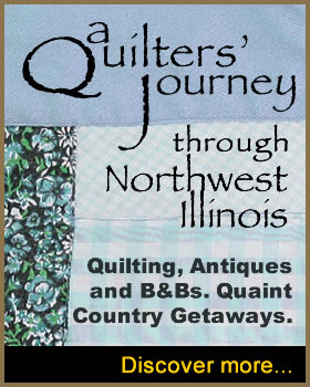 Quilter Journey in Northwest Illinois
