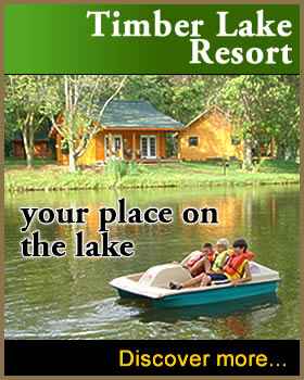 Visit Timber Lake Resort in Mount Carroll, Illinois