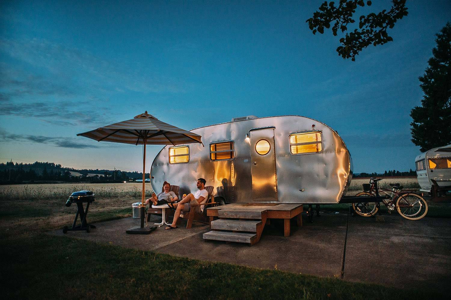 Campgrounds & Camping Resorts