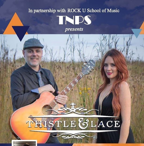 Thistle & Lace in Concert @ TNPS