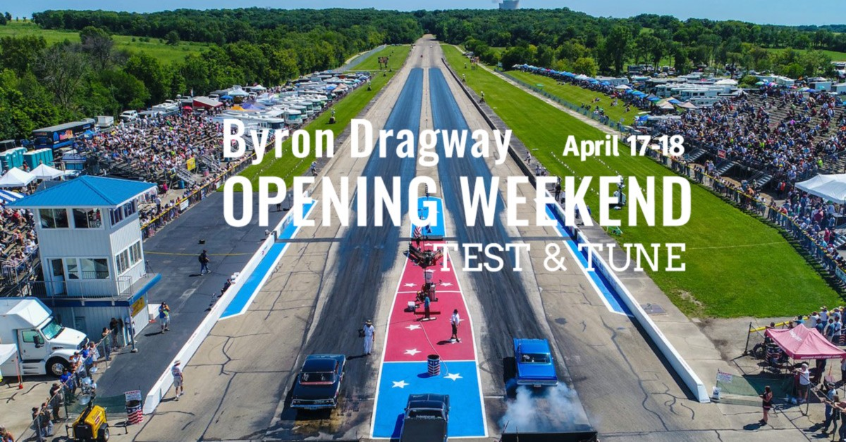 Byron Dragway Opening Weekend