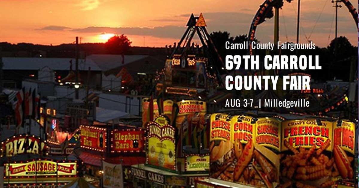 69th Carroll County Fair