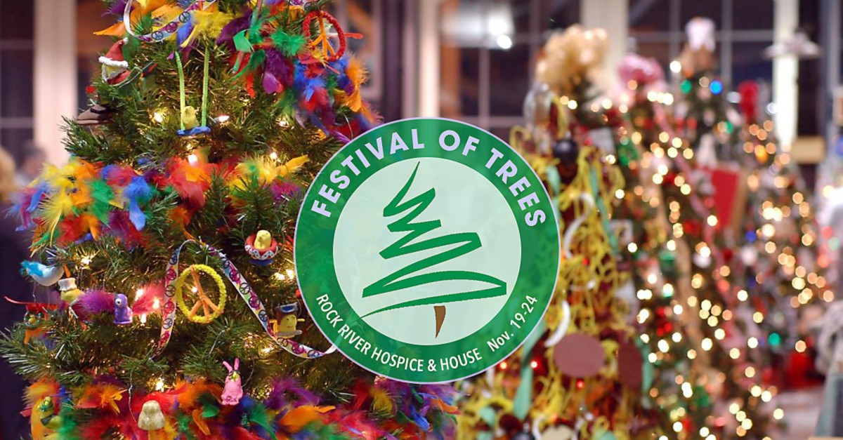 Festival of Trees | Rock River Hospice