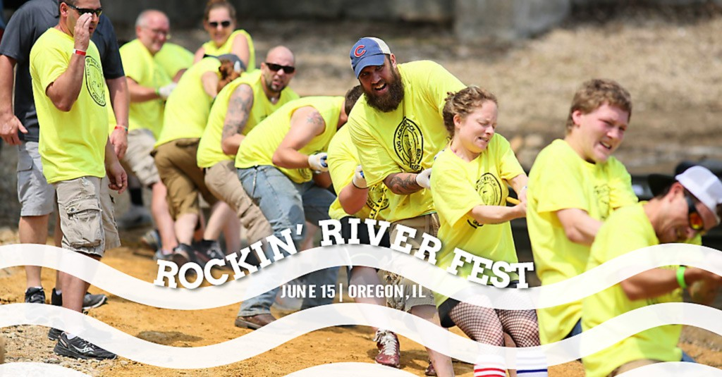Oregon Rockin' River Fest