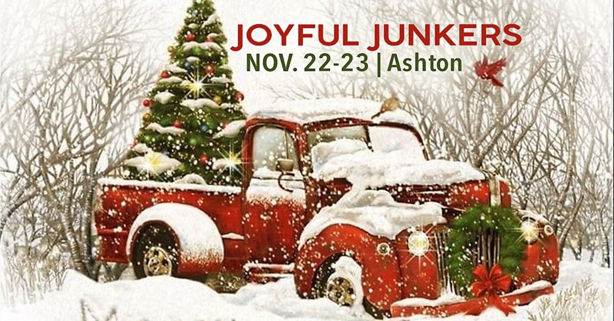 Joyful Junkers Christmas in the Village