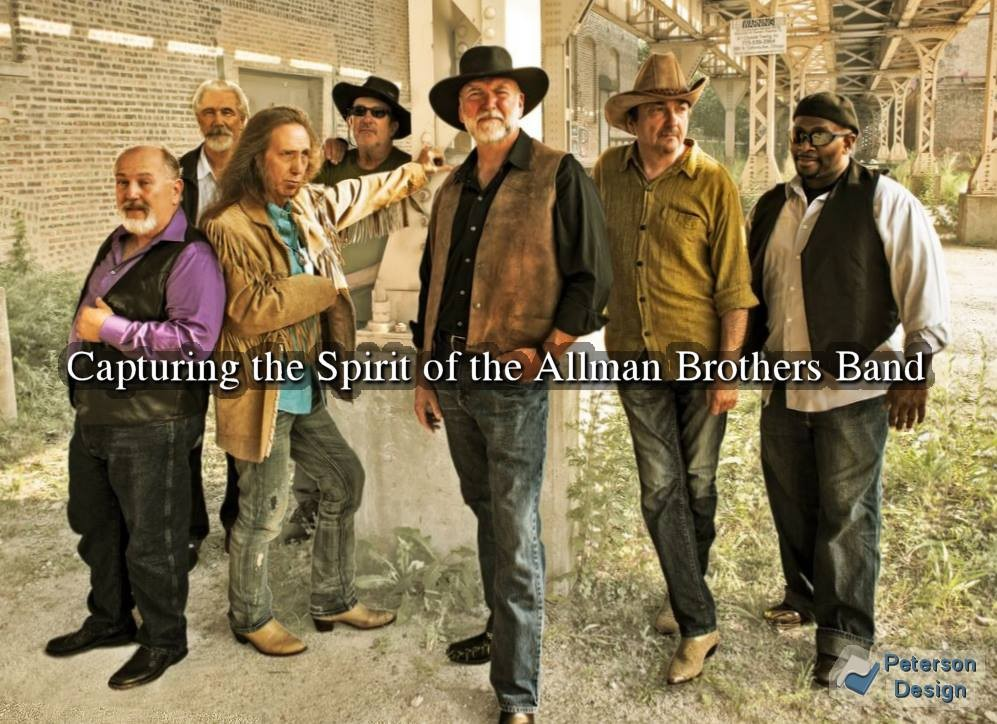 Midnight Rider, the Ultimate Allman Bros Tribute Band