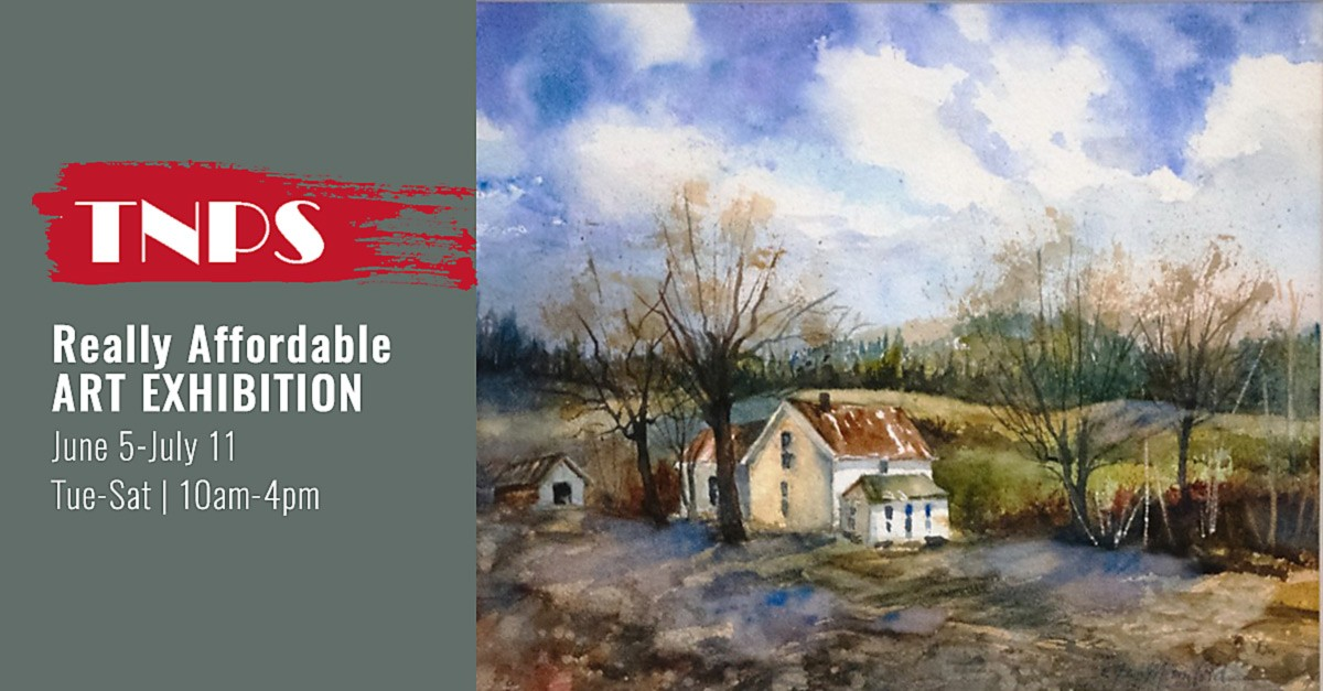 Really Affordable Art Exhibition
