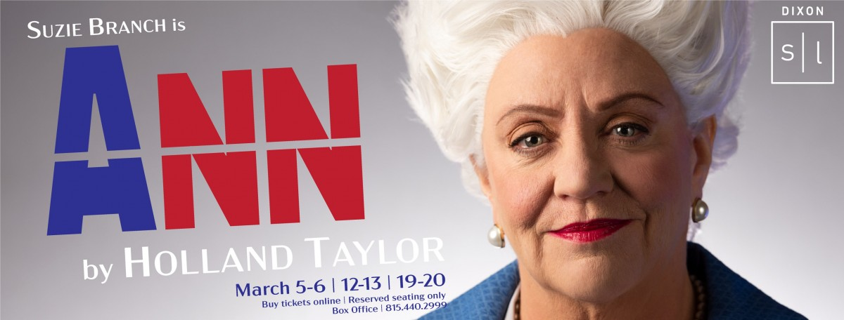 THEATER: ANN by Holland Taylor
