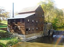 Pine Creek Grist Mill program