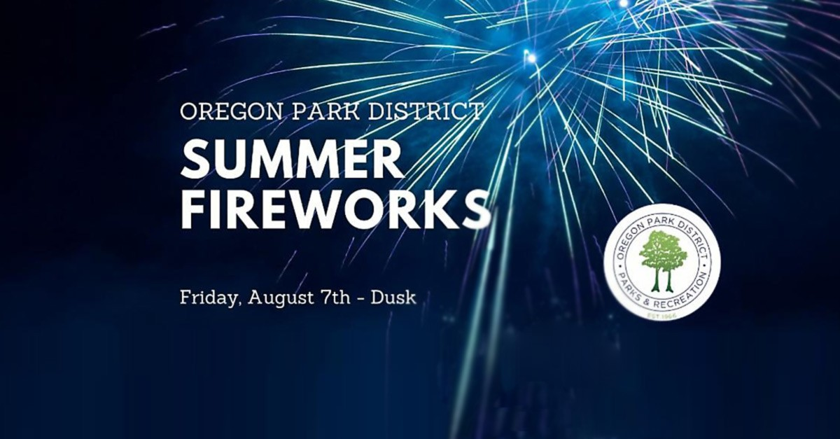 Oregon Annual Fireworks Show