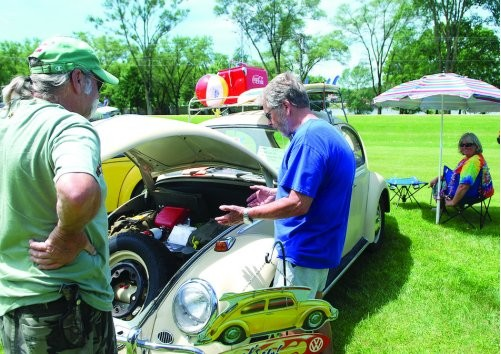 Oregon Lions Club Car Show