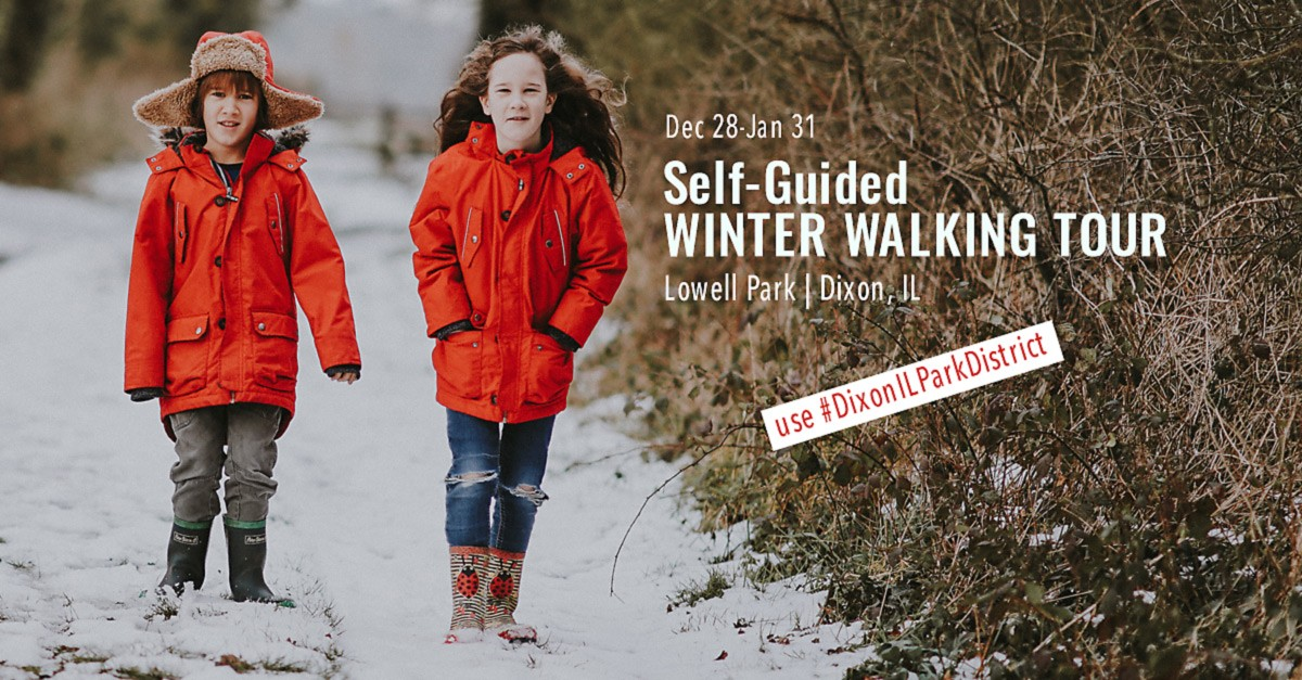 Self-guided Winter Walking Tour