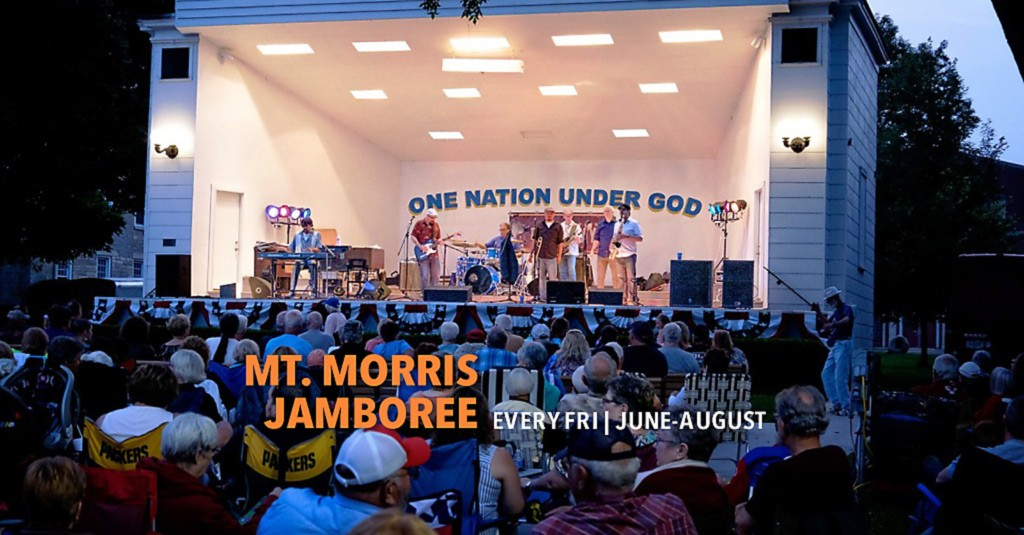 Mt. Morris Jamboree | LIVE MUSIC