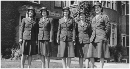 The Journey to Mollie's War: WACS and WWII