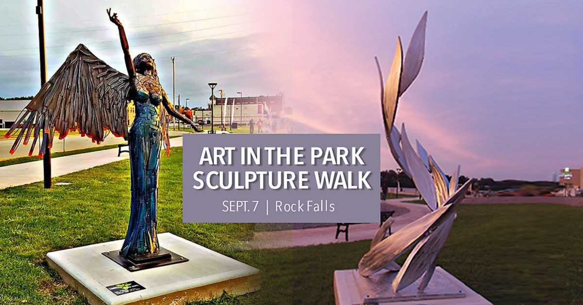 Art in the Park Sculpture Walk
