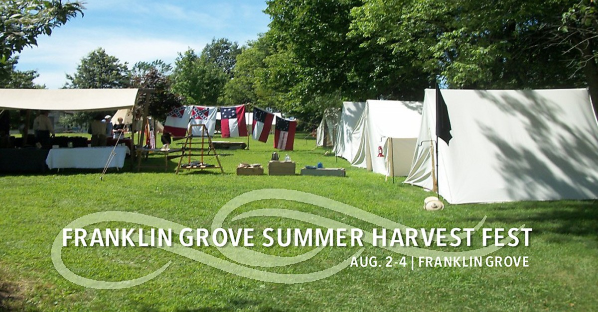 Franklin Grove Summer Harvest Fest