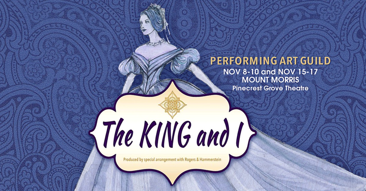 "MUSICAL: ""The King & I""  