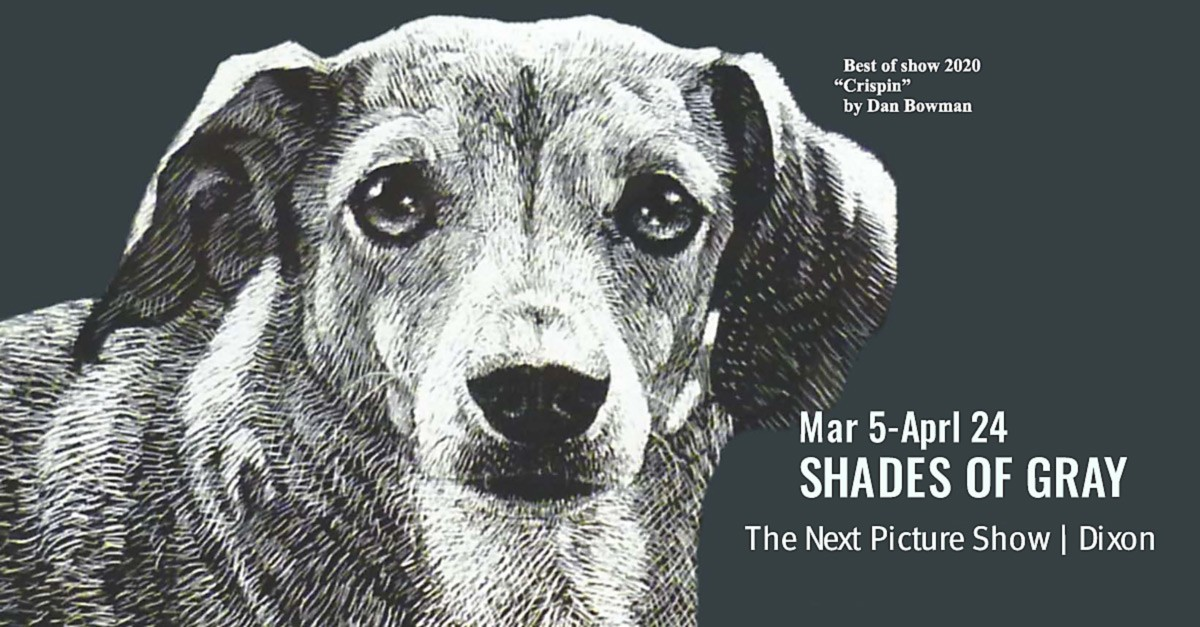 ART EXHIBIT: Shades of Gray