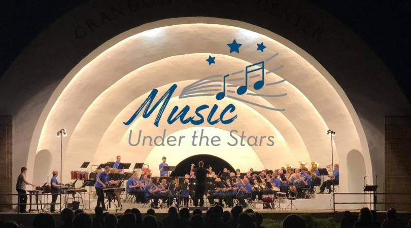Sterling Municipal Band Music Under the Stars