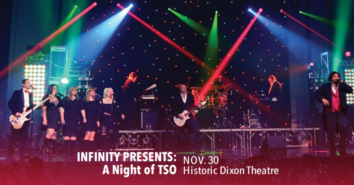 CONCERT: Infinity Presents: A Night of TSO