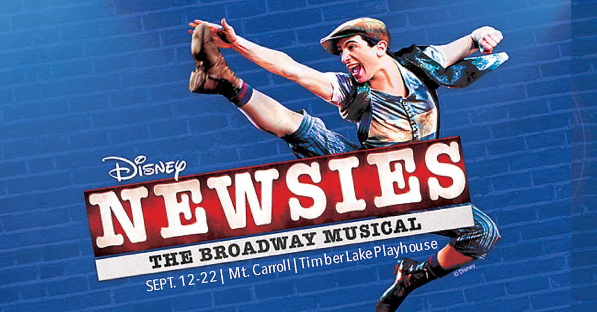 "MUSICAL: ""Newsies"" 
