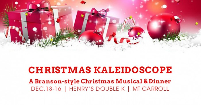 DINNER SHOW: Christmas Kaleidoscope by TLP
