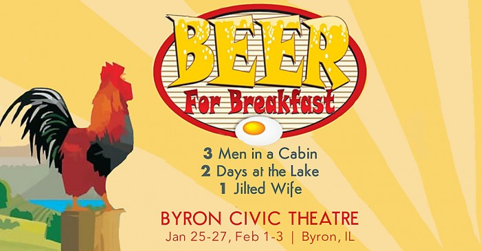 """THEATER: """"Beer for Breakfast"""" BCT Comedy"""