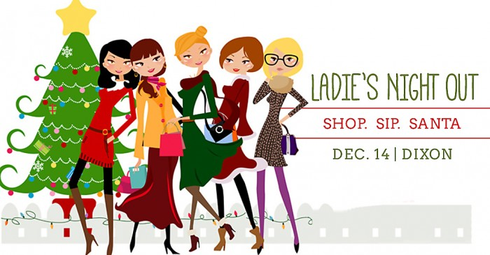 Dixon's Ladies Night Out – Holiday Edition