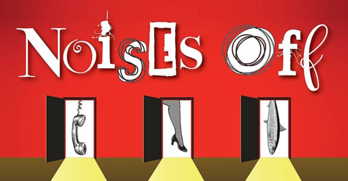 """Noises Off"" comedy 