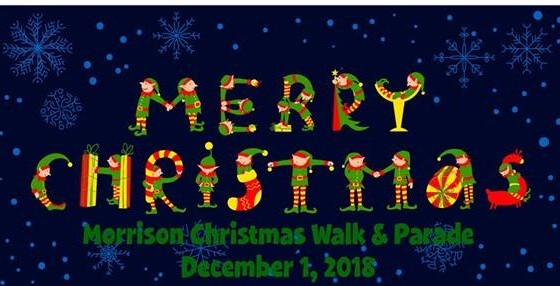 Morrison Christmas Walk & Parade