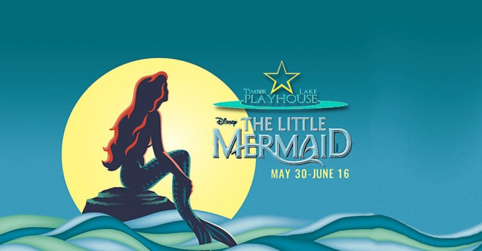 """MUSICAL: """"The Little Mermaid"""" at Timber Lake Playhouse"""