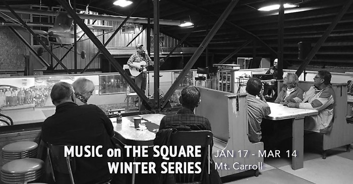LIVE MUSIC: Music on the Square Winter Concert Series