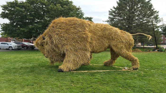 U.S. National Straw Sculpting Competition
