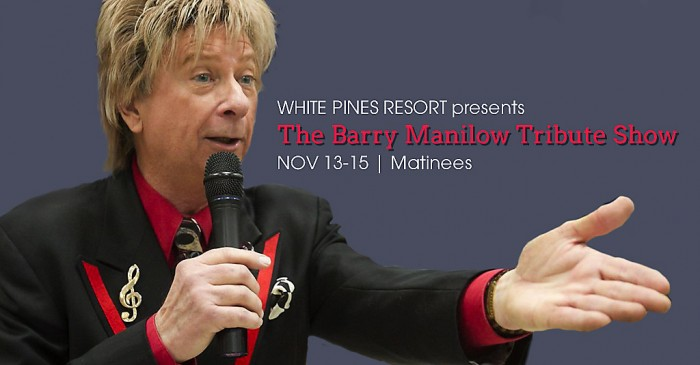 The Barry Manilow Tribute Show (Tribute Artist)