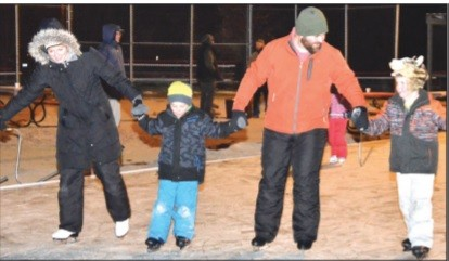 Family Skate Night at Point Rock Park