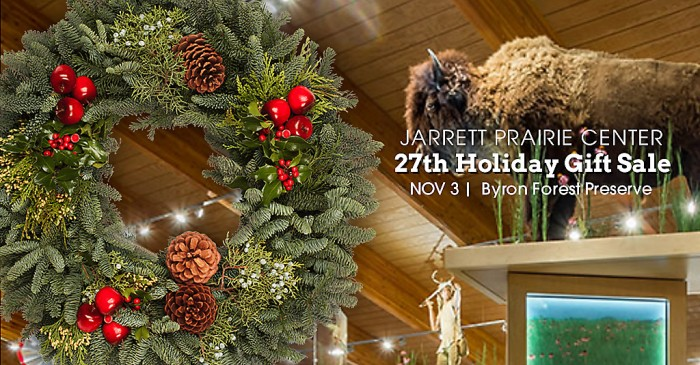 Byron Forest Preserve's 27th Annual Holiday Gift Sale
