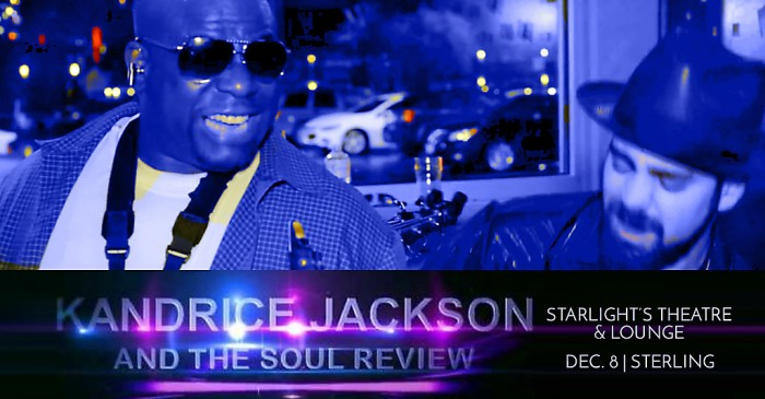 Kandrice Jackson & the Soul Review