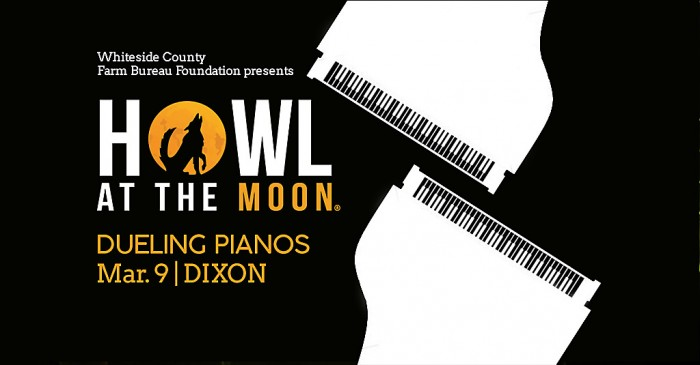 CONCERT: Howl at the Moon Dueling Pianos