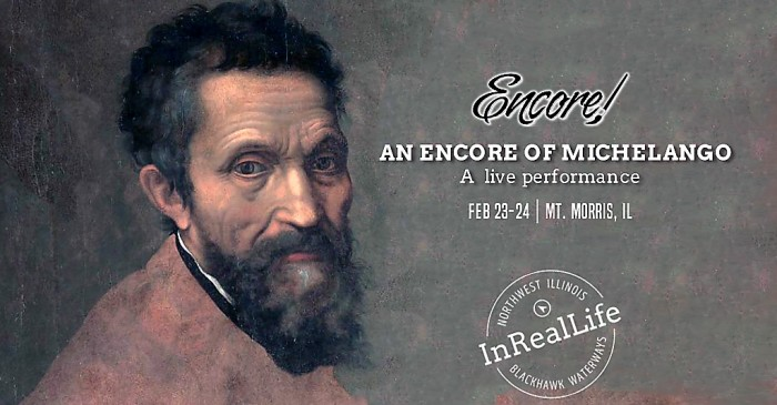 An Encore of Michelangelo: A live performance