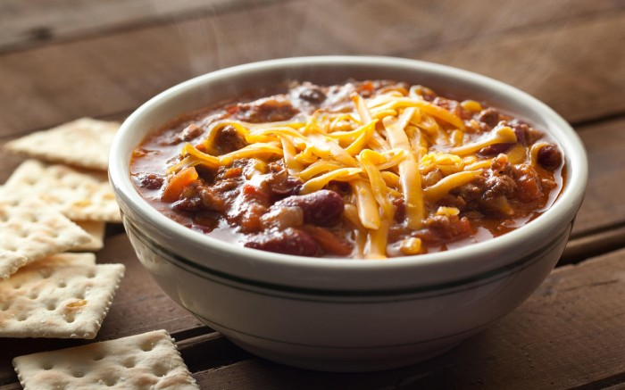Lee Center UCC Annual Chili Luncheon