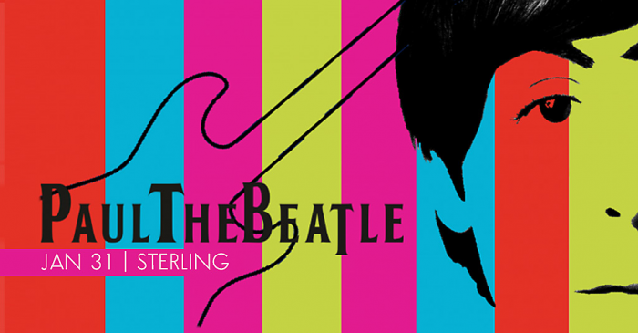 RESCHEDULED: Paul The Beatle - One Man Show