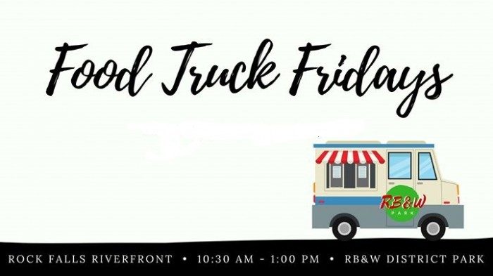 Food Truck Fridays in Rock Falls