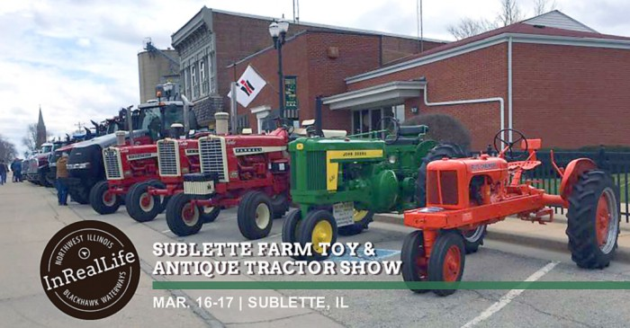 Sublette Farm Toy & Antique Tractor Show