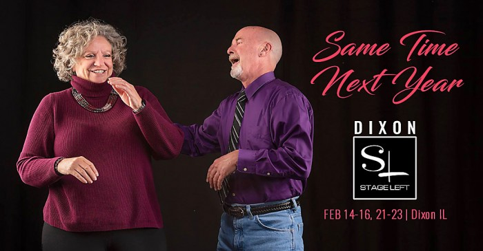 "THEATER: ""Same Time, Next Year"" by Dixon Stage Left"