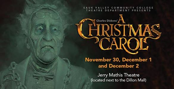 THEATER: A Christmas Carol at SVCC
