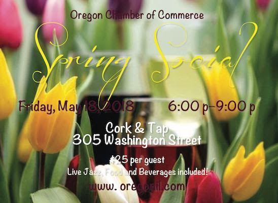 Oregon Spring event 5.18.18