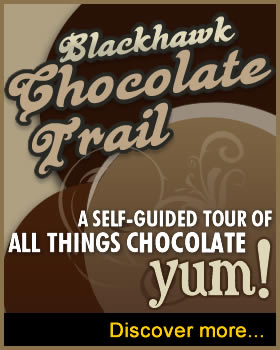visit the chocolate trail in Northwest Illinois