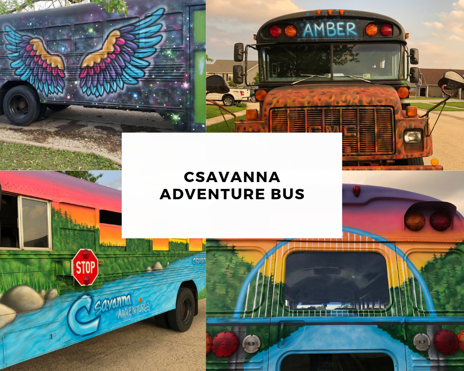 cSavanna adventure bus